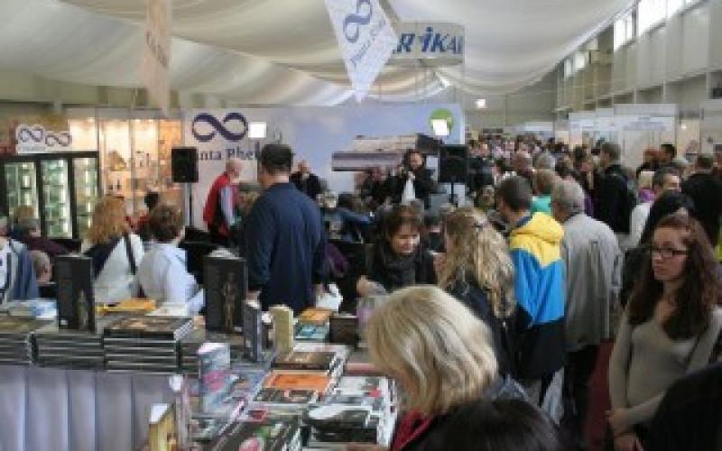 Hungarian Writers at the Bratislava Book Fair