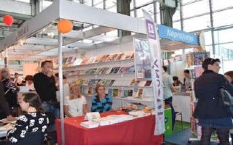 Q&As with writers at the Budapest Book Festival
